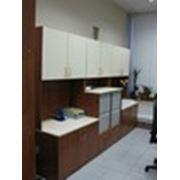 Установка офисной мебели