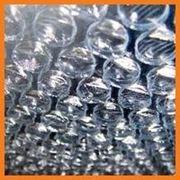 Пленка воздушно-пузырчатая 2-слойная 65 мкм 1.6 x 50 фото