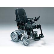 Кресла-коляски с электроприводом. фото