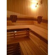 Отделка и комплектация бани под ключ фото