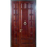 Дверь входная деревянная фото