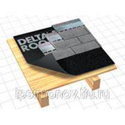 DELTA-ROOF гидроизоляционная плёнка/подложка под битумную плитку, Sd=90 м фото