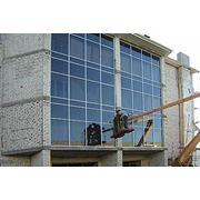 Проектирование изготовление стеклянных конструкций фото