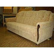 Изготовление на заказ: диван-кровати кресла диван Еврокнижка на пружинных блоках и ППУ. фото