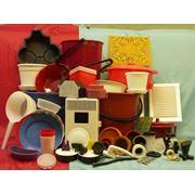 Производство изделий из пластмасс фото