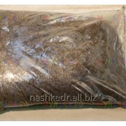 Навоз КОНСКИЙ с примесью опилок и сена, мешок 60л фото