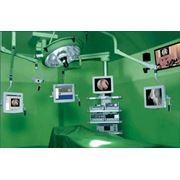 Обслуживание аппаратов и приборов для общей хирургии. фото