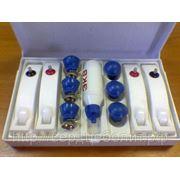 Электроды грудные ЭКГ многоразовые взрослые набор фото