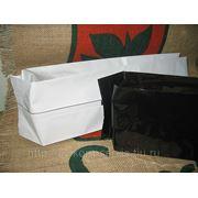 Пакеты для кофе из ПЭТ/Ал/ПЭ - черные