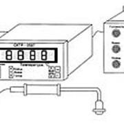 Система контроля температуры расплавленных металлов СКТР-0597 фото