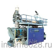 Автоматический выдувной экструдер QCM-100-160L