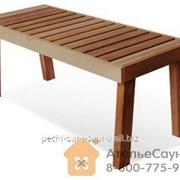 Скамейка для сауны Sawo 523-D (кедр)