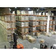 комплексное оснащение складов и логистических комплексов складским оборудованием фото
