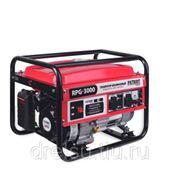 Бензиновые генераторы Patriot Power RPG-3000 фото