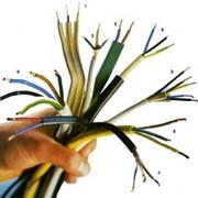 Прокладка и замена электропроводки фото