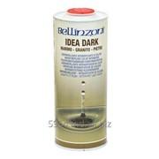 IDEA DARK BELLINZONI защитная пропитка с эффектом мокрого камня + затемнения цвета камня. фото