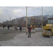 Ремонт существующего футбольного поля фото