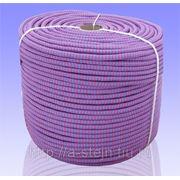 Веревка полипропиленовая 6 мм (р/н 450кг) фото