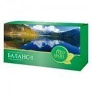 Чай БАЛАНС-1 Воздействует на нервный уровень регуляции обмена веществ фото