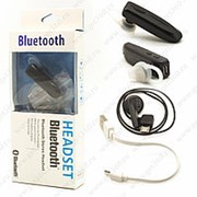 Bluetooth гарнитура Bluetooth Stereo Headser Black (Чёрный) фото