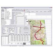 Программный комплекс для предварительной обработки интерпретации и визуализации электроразведочных данных фото