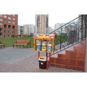Установка механических торговых автоматов фото