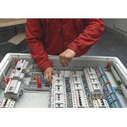 Сборка электрощитового оборудования НКУ фото