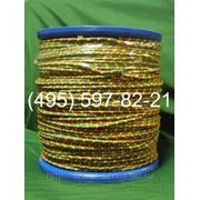 Веревка плетеная д4