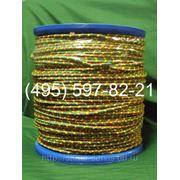 Веревка плетеная д4 фото