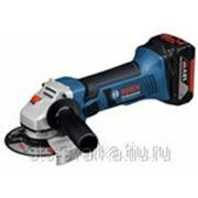 Аккумуляторная угловая шлифмашина Bosch GWS 18-125 V-LI Professional (125 мм) фото