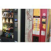 Установка торгового автомата фото
