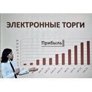 Проведение электронных торгов фото