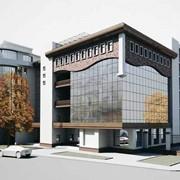 Реконструкция зданий фотография