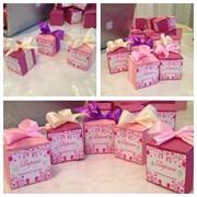 Бонбоньерки, коробочки для конфет фото