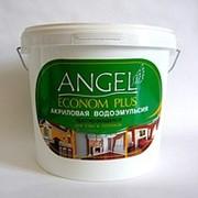 Краска акриловая ANGEL Econom Plus фото