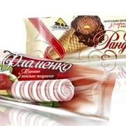 Упаковка для мороженого фото