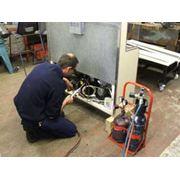 Ремонт холодильных морозильных агрегатов компрессоров фото
