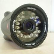 Уличная камера видеонаблюдения в сборе фото