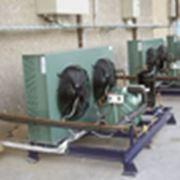 Проектированиемонтажсервисное обслуживание холодильного оборудования фото