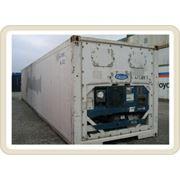 Ремонт техническое обслуживание рефконтейнеров фото