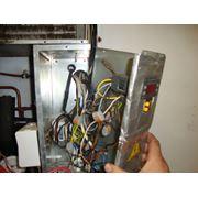 Ремонт холодильных морозильных камер фото