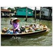 Доставка на рейд продуктов снабжения пассажиров фото