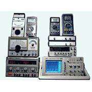 Услуги по контрольно-измерительным приборам фото