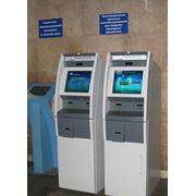 Установка платежных терминалов фото