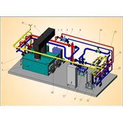 Монтаж систем теплоснабжения узлов учета тепла и воды фото