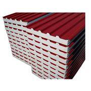 Поставка качественных стеновых и кровельных сэндвич-панелей и комплектующих к ним. фото