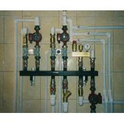 Комплектация систем отопления фото
