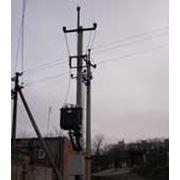 Воздушные линии понижающий трансформатор фото