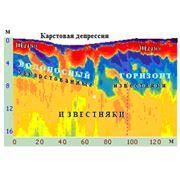 Геофизические георадиолокационные исследования фото