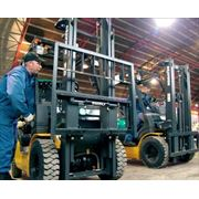 Компания «Склад Трейд» Складское Оборудование помимо продажи техники для склада предоставляет полный комплекс услуг по техническому обслуживанию сервису и ремонту складской техники (тележек штабелеров электрических и самоходных штабелеров ). У нас вы п фото